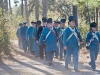 US Army Soldiers Marching During the Second Seminole War