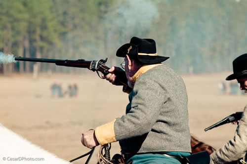 Confederated Shooter