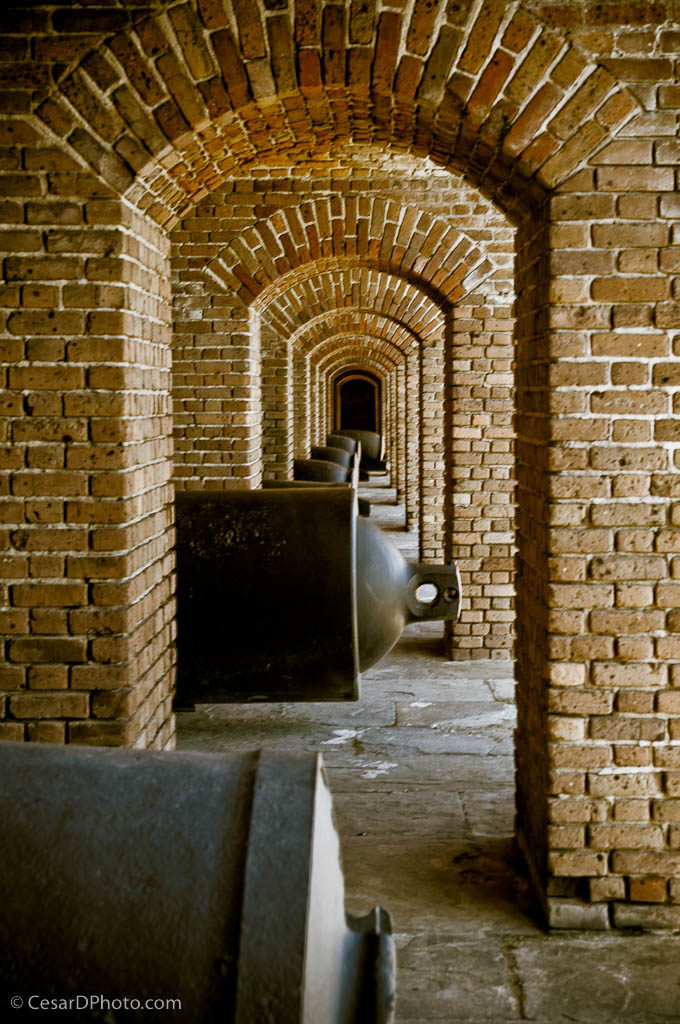 Arches and Canons
