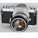 NIKON NIKKORMAT FT 1965